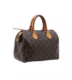 LOUIS VUITTON VINTAGE MONOGRAM SPEEDY BOSTON 25