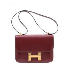 HERMES VINTAGE CONSTANCE 23 ROUGE H エルメス ヴィンテージ